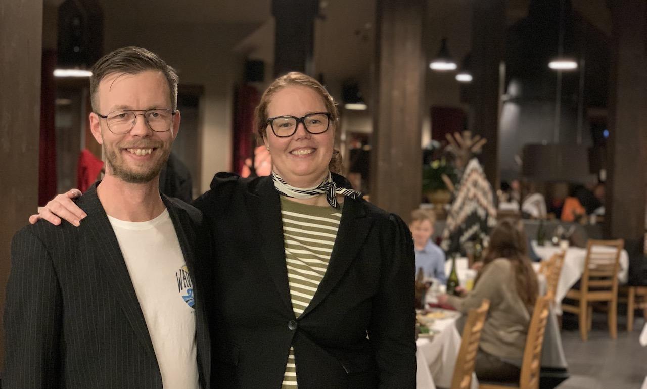 Björns Brasserie söker personal i Björnrike i fjällen